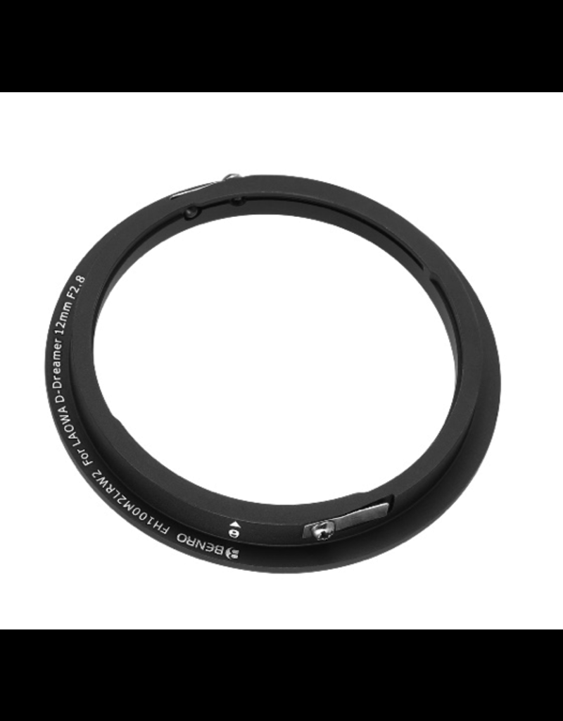 Benro Benro Lens Ring for Laowa 12mm for FH100M2/M3, FH100M2LRW2