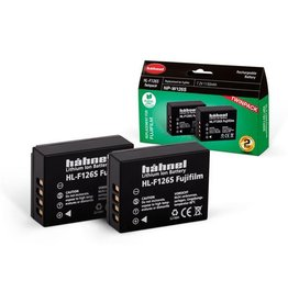 Hahnel Hahnel HL-F126s Fuji Type Twin Pack