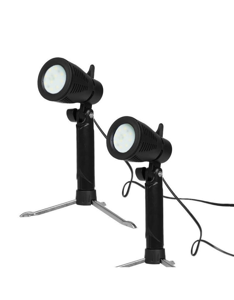 Caruba Caruba lamp tbv Portable Fotostudio LED