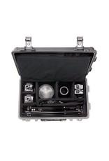 Nanlite Nanlite Forza 60 LED dual kit w/ case/lght stnd/frsnel/sftbx