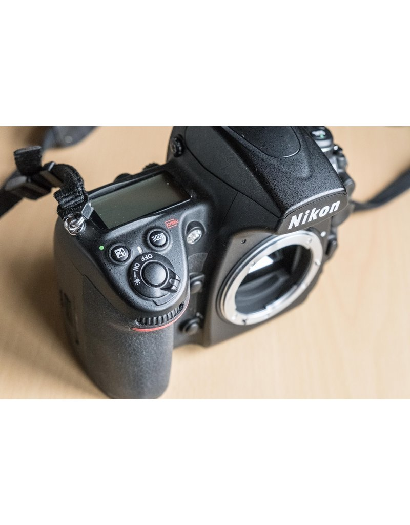 Nikon 2dehands Nikon D700 body