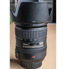 Nikon 2dehands Nikon DX AF-S 18-200 3.5-5.6G ED