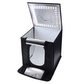 Caruba Caruba Portable Photocube LED 70x70x70cm Bi-Color