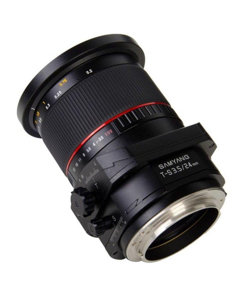 Samyang Samyang T-S 24mm F/3.5 ED AS UMS Tilt/Shift Nikon