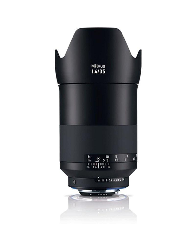 Zeiss Zeiss Milvus 1.4/35 ZF.2 Nikon F (FX)
