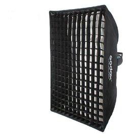 Godox Godox Paraplu Softbox Bowens 60x60 met Grid