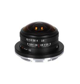 Laowa Venus LAOWA 4mm f/2.8 Circular Fisheye - Fuji X