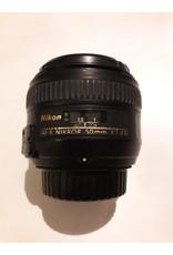 Nikon 2dehands Nikon AF-S 50mm f/1.4