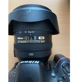 Nikon 2dehands Nikon D610 + 24-120 + 70-300 + ...