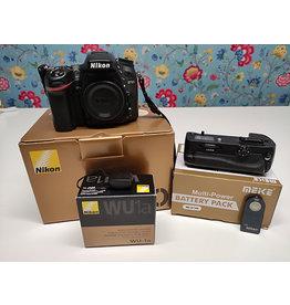 Nikon 2dehands Nikon D7100 body + acc