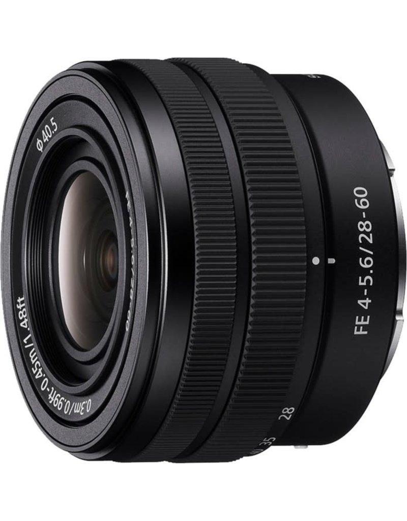 Sony Sony FE 28–60mm F4–5.6