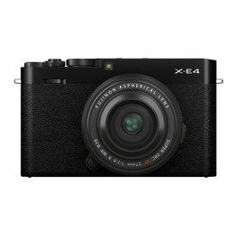 Fujifilm Fujifilm X-E4 + XF27 black