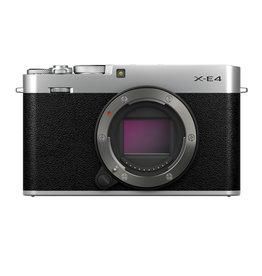 Fujifilm Fujifilm X-E4 body silver