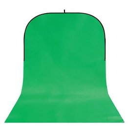 StudioKing StudioKing Background Board BBT-10 Chroma Groen 400x150 cm