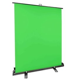 StudioKing StudioKing RollUp Green Screen FB-150200FG 150x200cm Chroma