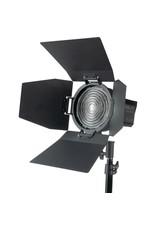 Nanlite Nanlite Forza 60B LED dual kit (w/ case, light stand, fresnel and softbox)