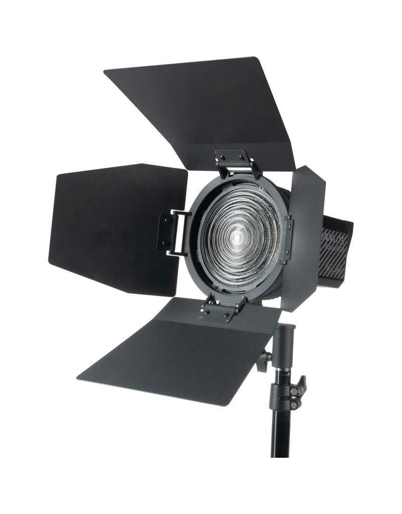 Nanlite Nanlite Forza 60B LED tripple kit (w/ case, light stand, fresnel and softbox)