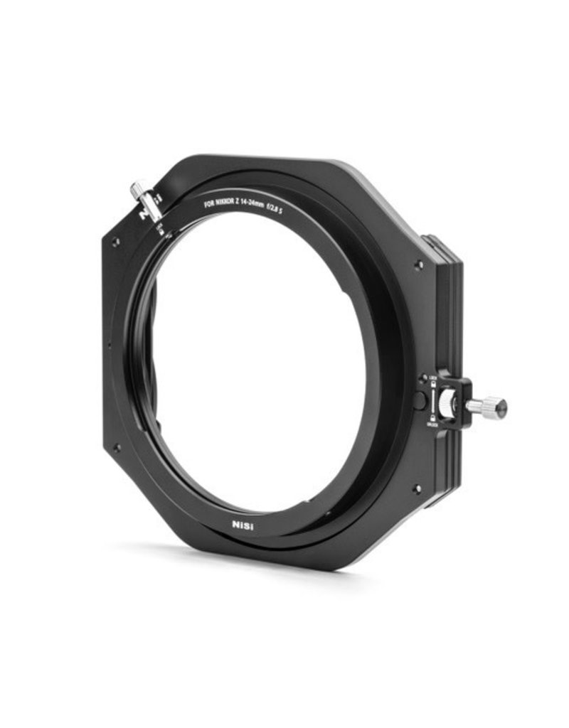Nisi NiSi 100mm Filter Holder for Nikon Z 14-24mm f/2.8 S (No Vignetting)