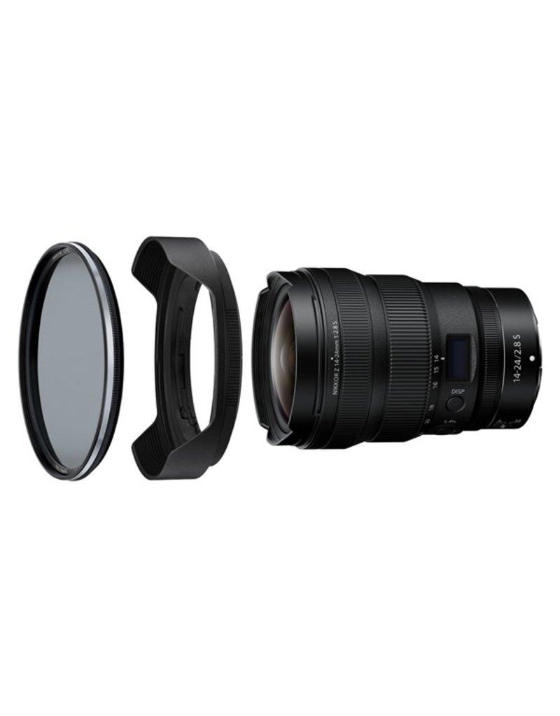 Nisi NiSi Natural CPL (112mm for Nikon Z 14-24)