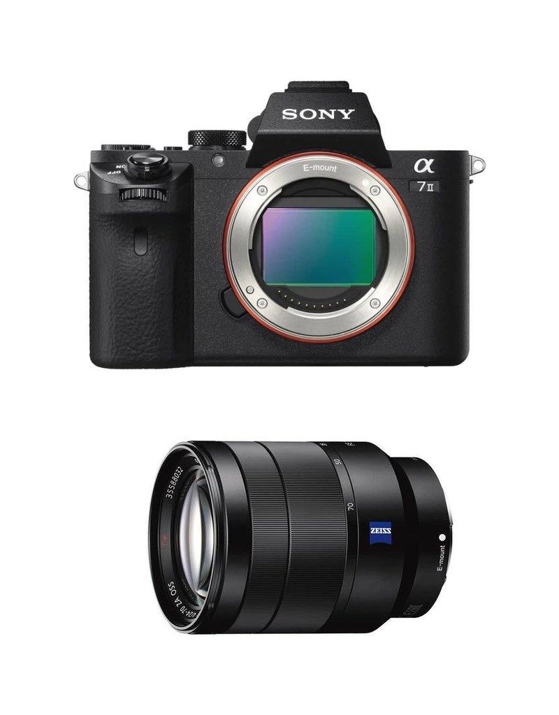 Sony Sony A7 II body + SEL2470