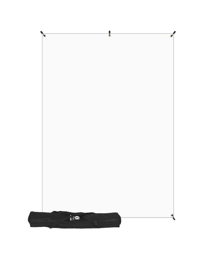 Westcott Westcott White X-Drop Backdrop Kit