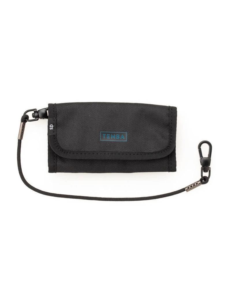 Tenba Tenba Reload SD 9 - Card Wallet - Black - 636-634