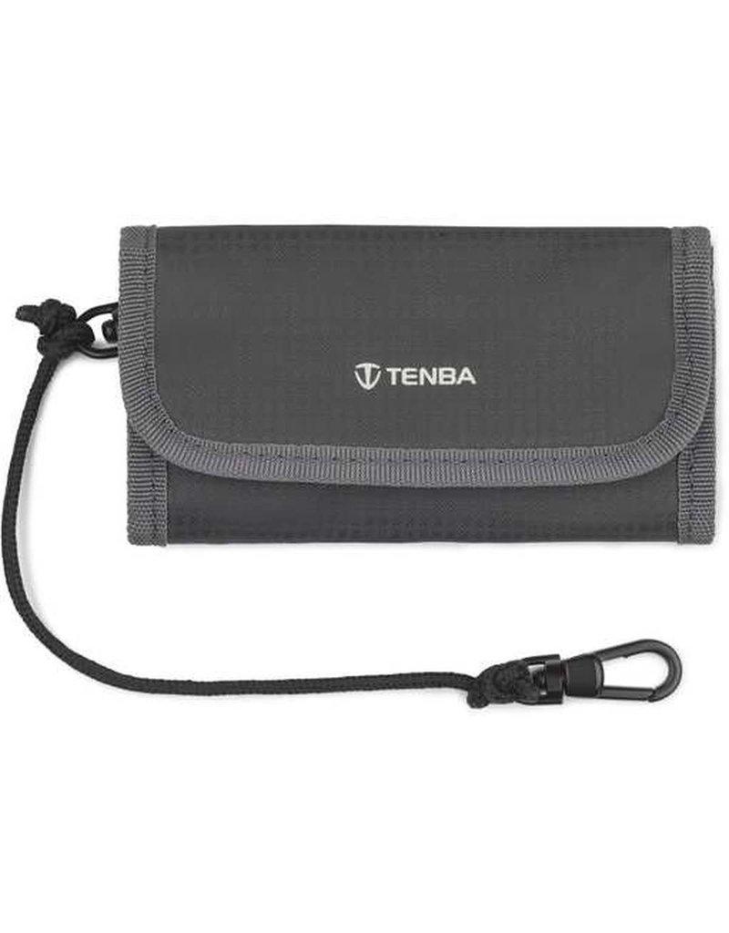 Tenba Tenba Reload SD 9 - Card Wallet - Grey - 636-211