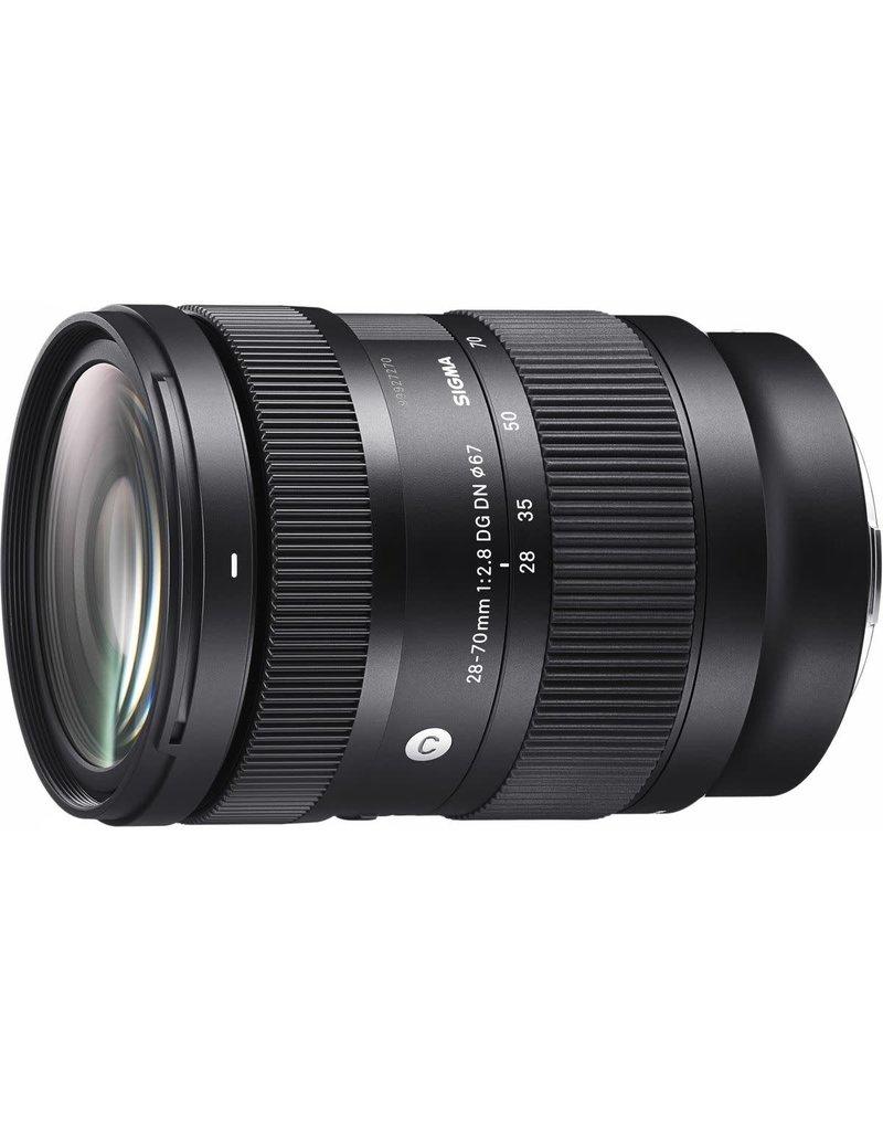 Sigma Sigma 28-70mm f/2.8 DG DN Contemporary Sony E-mount