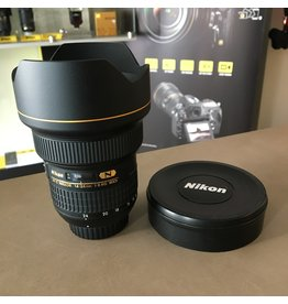 Nikon 2dehands Nikon AF-S 14-24mm/F2.8G ED