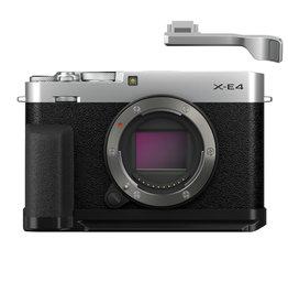 Fujifilm Fujifilm X-E4 Kit MHG-XE4/TR-XE4 Silver