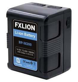 FXLion FXLion 14.8V/13.4AH/198WH V-lock (mini size) (BPM200)