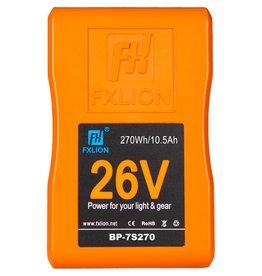 FXLion FXLion V-lock battery 26V.270WH (high current)