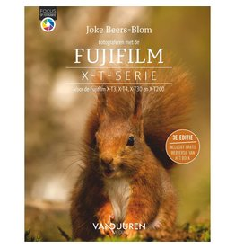 VanDuren Fotograferen met de Fujifilm X-T-Serie, 3de editie