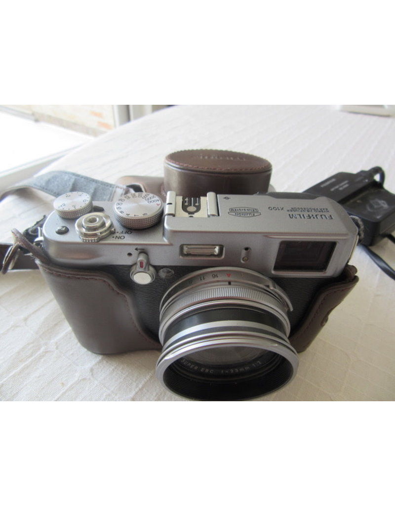 Fujifilm 2dehands Fujifilm X100