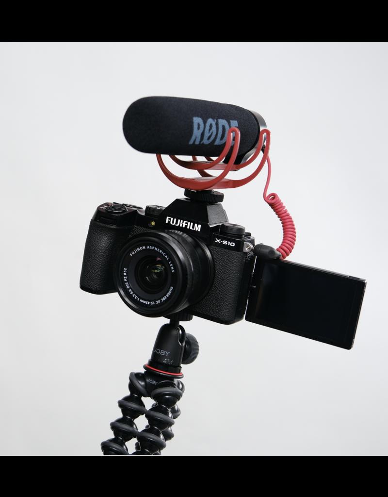 Fujifilm Fujifilm X-S10 + XC 15-45 video creators kit