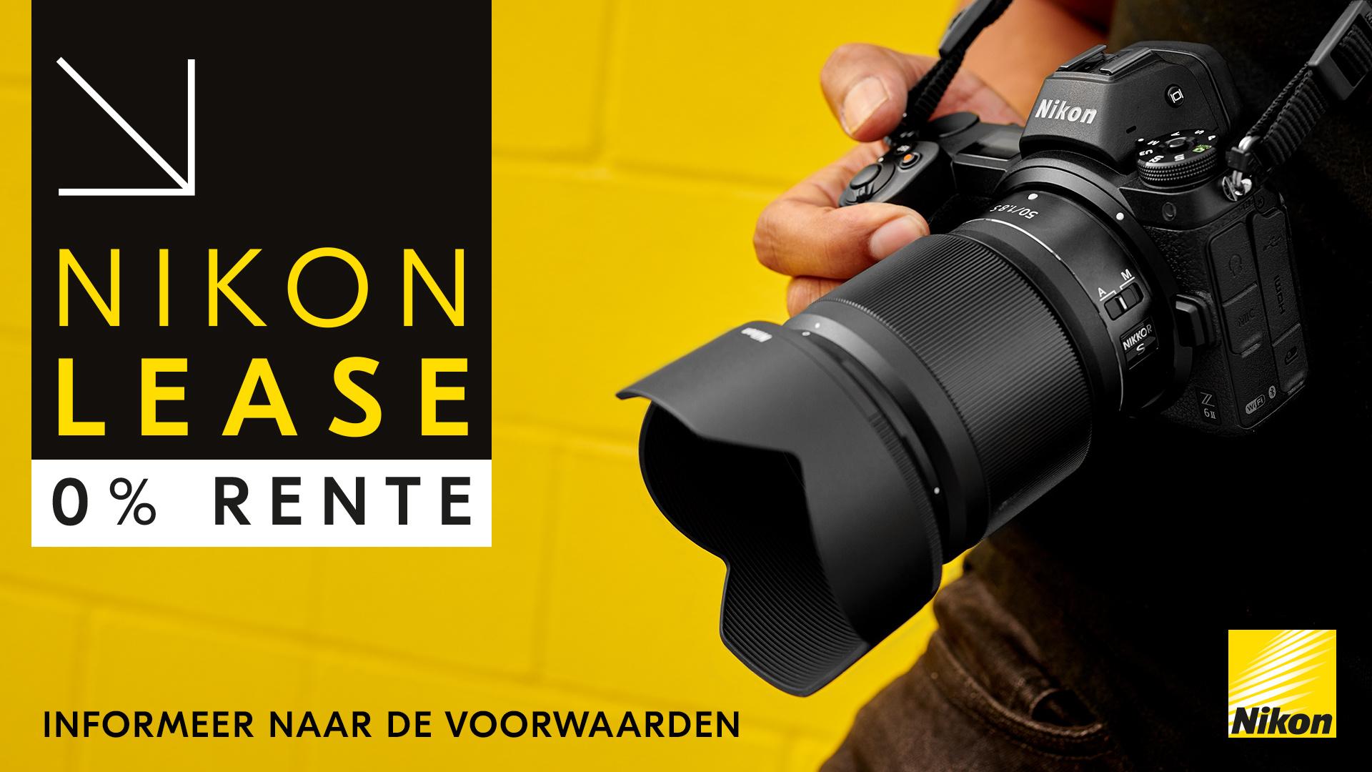 Nikon Lease