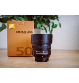 Nikon 2dehands Nikon AF-S 50mm 1.8G