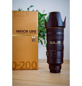 Nikon 2dehands Nikon AF-S 70-200 2.8G ED VRII
