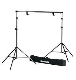 Manfrotto Manfrotto 1314B, Zwart BackGround Support Set + Bag