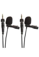 Boya Boya 2.4 GHz Duo Lavalier Microfoon Draadloos BY-WM4 Pro-K2