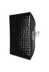 Godox Godox Paraplu Softbox Bowens 80x120 met Grid