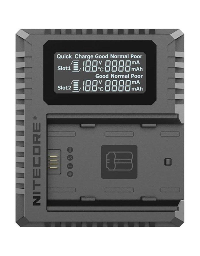 Nitecore Nitecore FX3 Pro Lader voor Fujifilm NP-W235