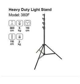Godox Godox 380F Heavy-Duty Light Stand