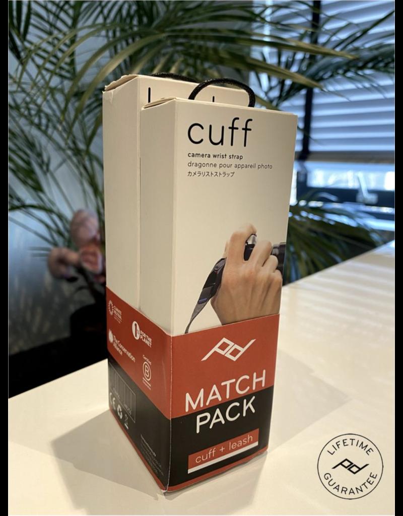 Peak Design Peak Design Match Pack - black (Leash & Cuff)