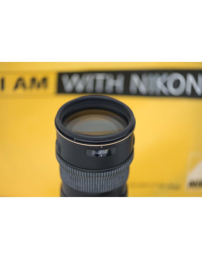 Nikon 2dehands Nikon AF-S VR Zoom 70-200mm f/2.8G IF-ED