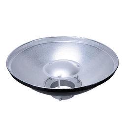 Godox Godox BDR-S550 Beauty Dish Reflector Silver 55cm
