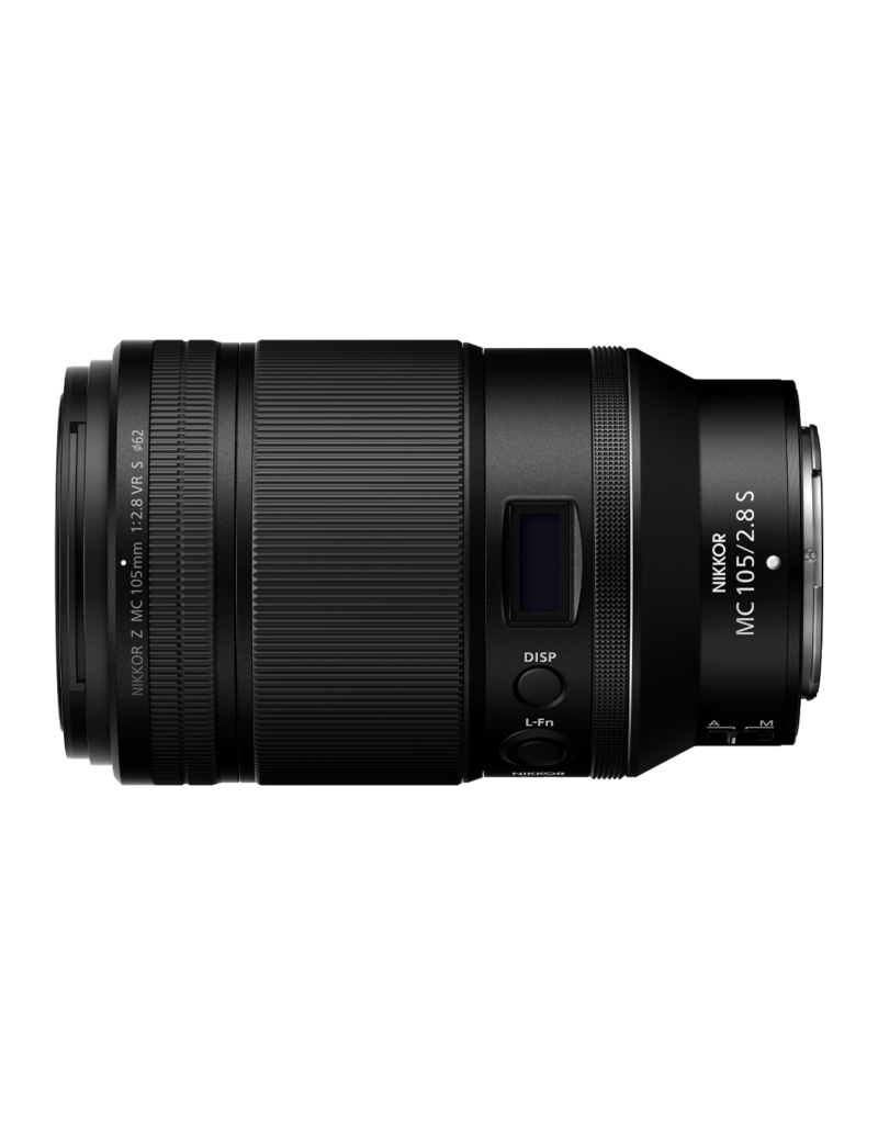 Nikon Nikon Z MC 105mm f/2.8 VR S