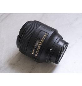 Nikon 2dehands Nikon 85mm f/1.8