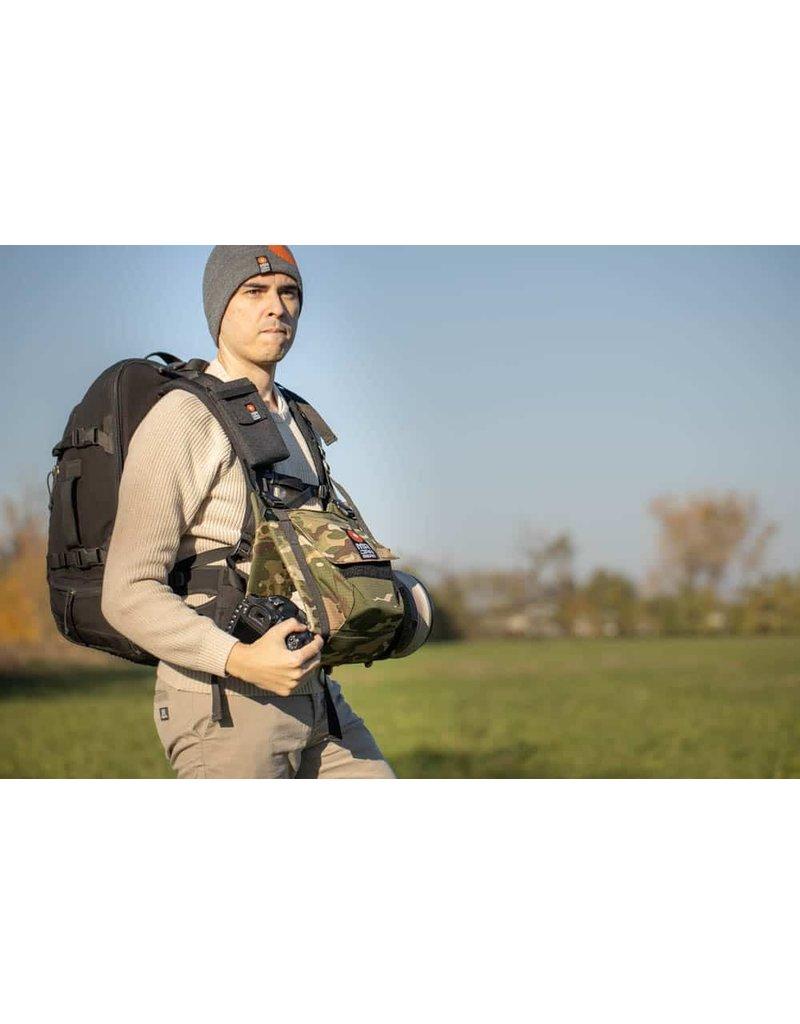 MrJanGear MrJanGear Lens Carrier System - Khaki Camo