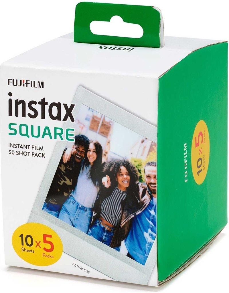 Fuji Fuji Instax Square Film 5-pak (5x10)